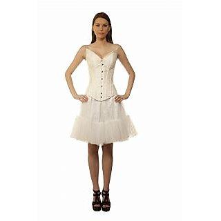 Viona Corset Aglaza Overbust Corset Dress (EGD-00001)