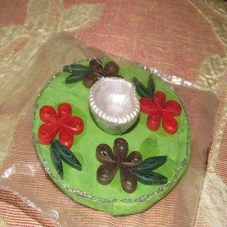 candle  or diya..........