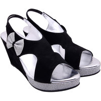 Royal Collection  Black wedges