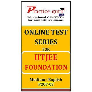 IITJEE Foundation PGOT-03