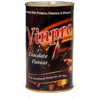 Vinpro High Protein Chocolate Powder - 200 gm