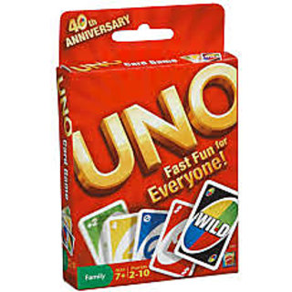 UNO Card Game for Kids
