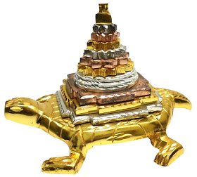 Asthadhatu Turtle Meru Shree Yantra
