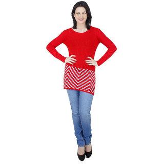 Women Knitted Wollen Top