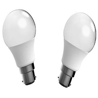 3w Led Bulb (set of 2)Cool Day white  Brightest Light With 1 Year Warranty