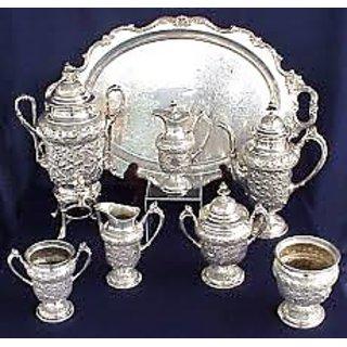 Silver Pots