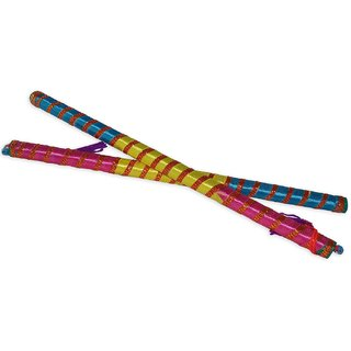 Navratri Special Dandiya/Dandia Raas Garba Sticks (set of 3 pair)