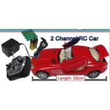 King Drive Rechargeable Remote Control Car Battery Operated Toy Gift For Kids
