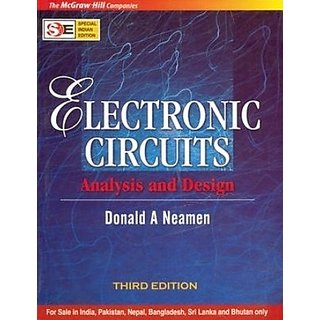 electronic circuits analysis and design (english) 3rd editionelectroniccircuitsanalysisanddesignspecialindianeditionneaman400x400imad8kfxa2vknetx1443611496 jpg