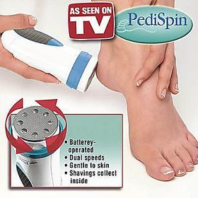 PediSpin Professional Callus, Dead And Dry Skin Remover