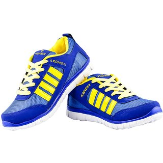 Provogue Men's Blue Running Shoes