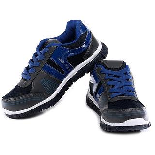 Provogue Men's Blue Running Shoes