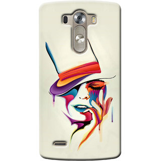 Gstore Hard Back Case Cover For LG G3 -G132