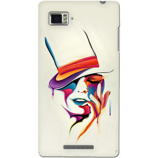 Gstore Hard Back Case Cover For Lenovo Vibe Z K910-G122