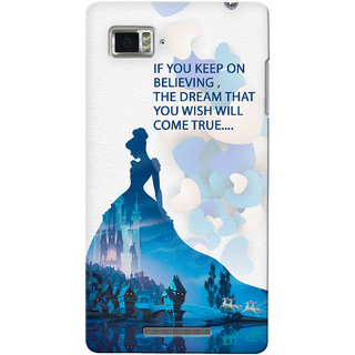Gstore Hard Back Case Cover For Lenovo Vibe Z K910-G125