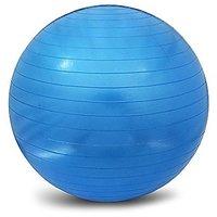 IsoSolid Anti Burst Gym ball 85 cm with Free Hand Pump