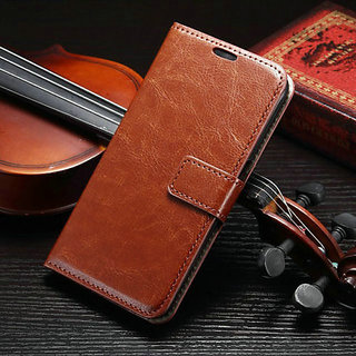 Premium Wallet Leather Flip Cover Case For Samsung Galaxy S6