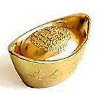 Boat New Gold Boat Symbol - Feng Shui Item