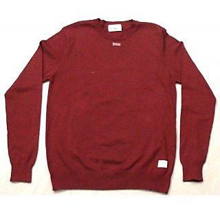 Shoppers Wing AE Mens Red Full Sleeves