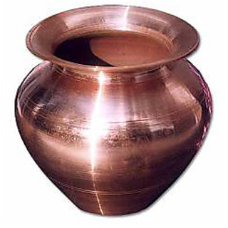 Raashi Copper Lota