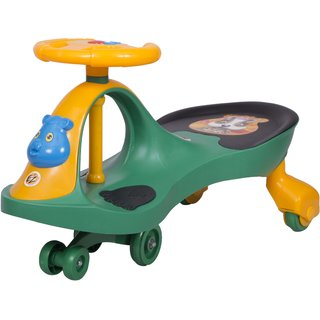 EZ' PLAYMATES  MAGIC CAR AERO GREEN