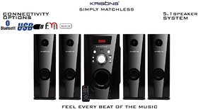 Krisons Jumbo 4.1  Bluetooth Home Theater System