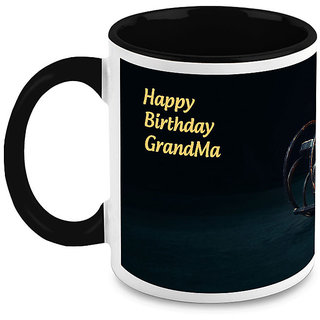 HomeSoGood Happy Birthday Grandma Coffee Mug (HOMESGMUG1652)