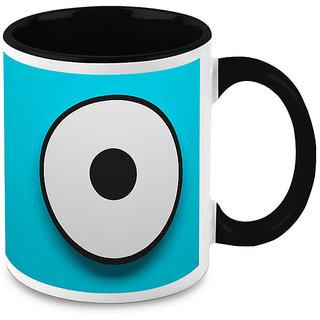 HomeSoGood Winked Eye Coffee Mug (HOMESGMUG1640)