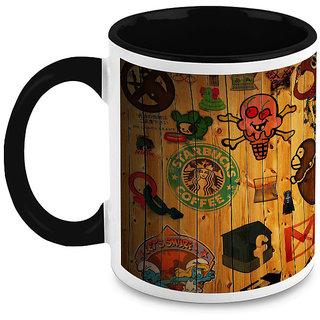 HomeSoGood Big Trouble Coffee Mug (HOMESGMUG1655)