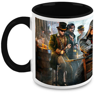 HomeSoGood Assassin Creed Coffee Mug (HOMESGMUG1643)