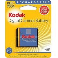 Kodak Klic 7004 Lithium Ion Rechargeable Battery,