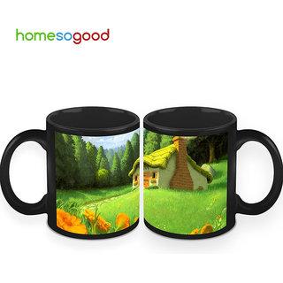 HomeSoGood A Beautiful Farmhouse Coffee Mugs (2 Mugs) (HOMESGMUG443-A)