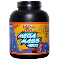 Matrix Nutrition Mega Mass 4600, 3 Kg-Chocolate