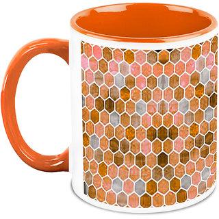 HomeSoGood Structure Of A Beehive Coffee Mug (HOMESGMUG1681)