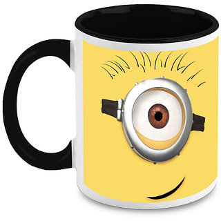 HomeSoGood Monster Eye Coffee Mug (HOMESGMUG1659)