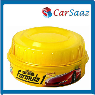 Formula 1 Carnauba car wax polish