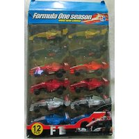 Roar Racer 12 Pcs. Car Set Multi Color - 1897098