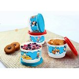 Tupperware Disney Snack Cups- Set Of 4
