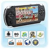 4.3 TFT 8GB HD MP3 MP4 Mp5 Soroo Pmp Game Player