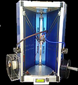 J Group Robotics Dimension Dual Delta 250MM X 250MM X 300MM 3D Printer - FDM 3D