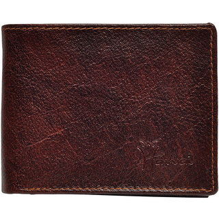 Hawai Brown Rugged Men's Wallet