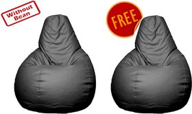 Home Berry  - XXL bean bag cover - Buy one get one free
