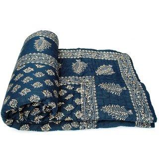 Marwal export Double Quilt, Indian Quilt, Razai, Jaipuri Razai, Blanket
