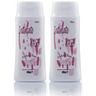 Adidev Herbals Feminine Care Intimate Wash (Pack of 2)