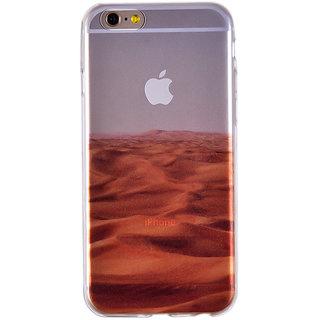 DESERT SAND (TRANSPARENT SILICONE)