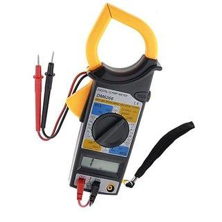 Spark Dm6266 Clamp Multimeter Range 1000amp
