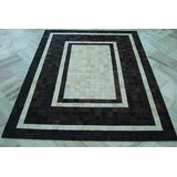 HDP - ( Home Decor Paradise ) Leather Patchwork Hair On Hide Carpets & Rugs