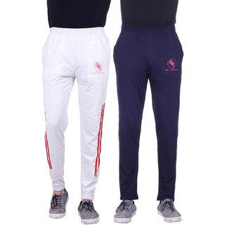 BelMarsh Premium pyjama - Pack of 2  (WhiteRBNavyS)
