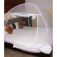 ans canopy style double bed mosquito net
