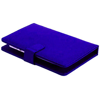 Ape 7Inch Tablet Cover For Datawind UbiSlate 7C+ EDGE Tablet (Blue)
